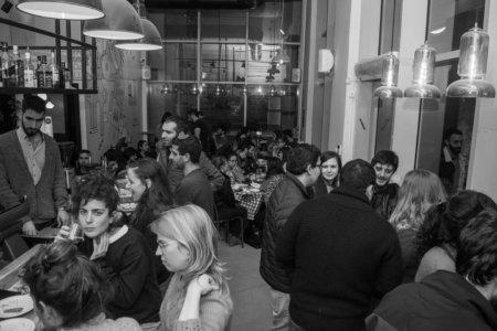 מרחב בית קפה רוסטרס
