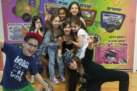 קידס אסקייפ חדרי בריחה לילדים